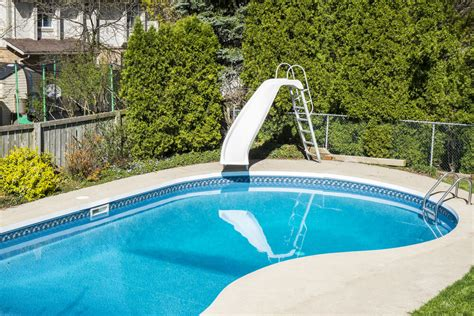 pool designs with slides swimming pool designs in ground pool ideas