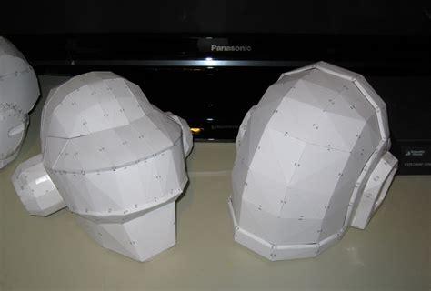 Daft Helmet Papercraft - daft papercraft helmets by vitaminzinc on deviantart