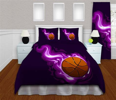 girls basketball bedding basketball comforter girls basketball by eloquentinnovations