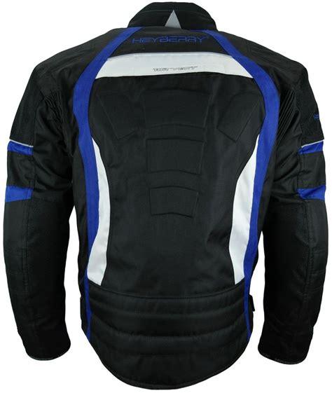 Yamaha Motorradjacke Blau by Heyberry Textil Motorrad Jacke Motorradjacke Schwarz Blau