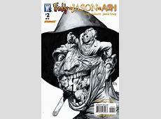 Freddy vs. Jason vs. Ash Reprints Galore — Major Spoilers ... Jason Vs Michael Myers Comic