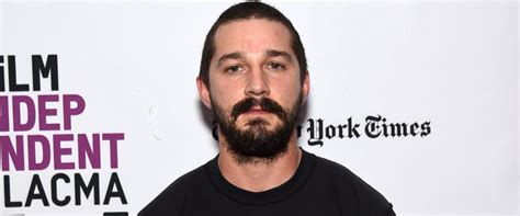 shia labeouf spends 24 hours inside an elevator for new