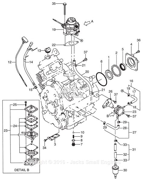 Robin Subaru Eh64 Parts Diagram For Fuel Lubricant New Style