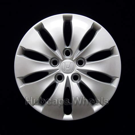 2008 honda accord wheel covers honda accord 2008 2012 hubcap genuine factory original oem 55071 wheel cover