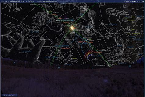 imagenes extrañas en el cielo 2017 apocalipsis 191 el 23 de septiembre de 2017 podr 237 a ser el