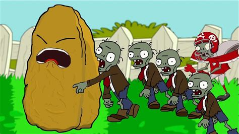 imagenes animadas zombies plantas vs zombies animado 2 parodia youtube