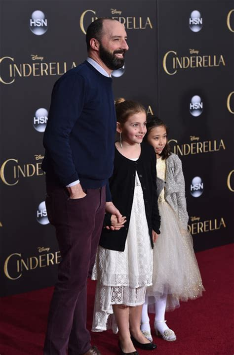 tony hale wife tony hale photos photos cinderella premieres in