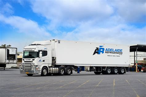 Adelaide Refrigerated Transport - wash bay adelaide refrigerated pty ltd