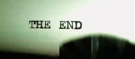 The 1 2 End By Rikachi the end gifs find on giphy