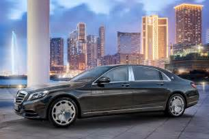 Mercedes S600 Maybach 2016 Mercedes Maybach S600 Front Driver Profile 1 Photo 39