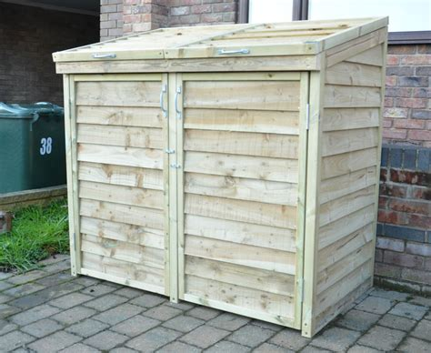 Shed Tidy by Wheelie Bin Tidy Store Cover Shed Storage Unit