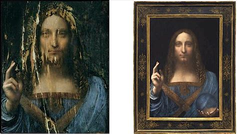 Painting Restoration by Can Botched Restored Repainted Be Saved Clean