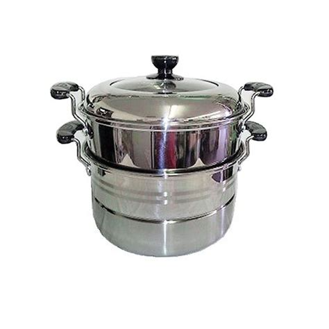 vegetable steamer pot stainless steel steamer steam pot dim sum vegetable 28 cm 30 cm dishwasher safe ebay