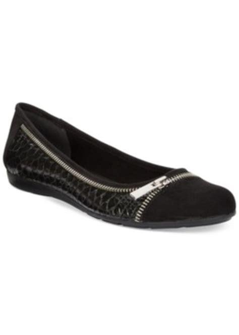macys flat shoes style co style co chelsi zipper embellished flats