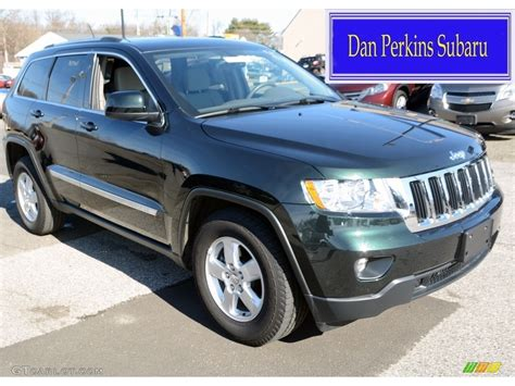 green jeep cherokee 2013 black forest green pearl jeep grand cherokee laredo