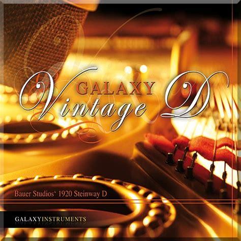 best service galaxy ii best service galaxy vintage d kontakt with update 1 2