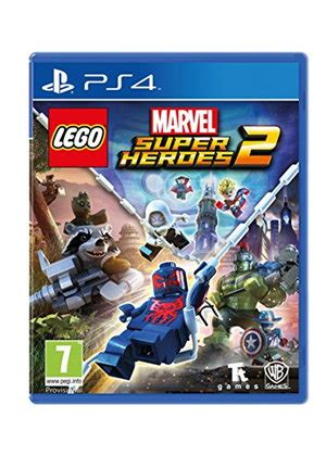 Murah Lego Marvel S Ps4 Lego Marvel Superheroes 2 Ps4