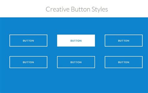 tutorial html button jquery css3 button hover effects tutorials web design