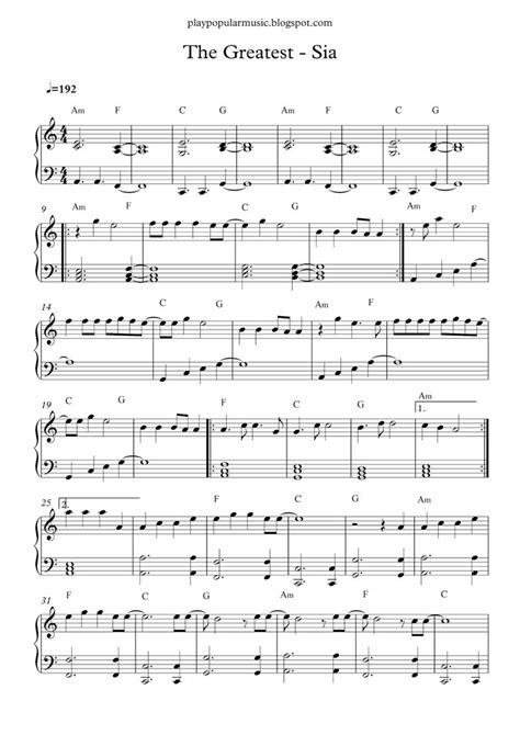 your tattoo chords 856 best images about piano flute vocal sheet music on