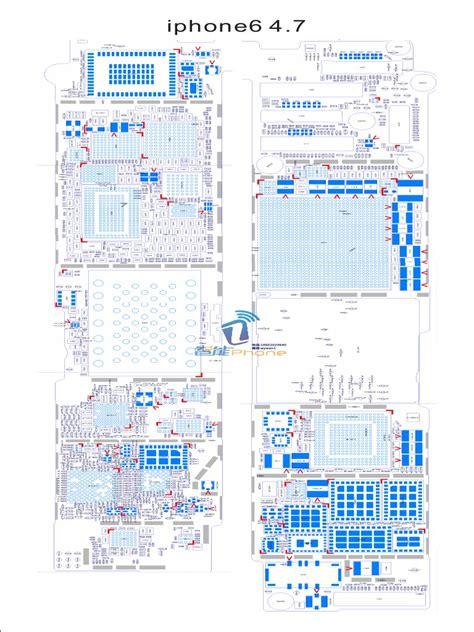 iphone 6 plus schematic pdf iphone 6 schematic diagram