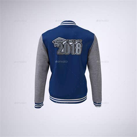 baseball jacket design templates varsity baseball bomber jacket mock up by sanchi477