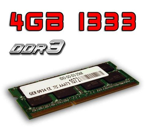 Memory Team Sodim Laptop 4gb Ddr3 Pc 12800 Murah 4gb arbeitsspeicher ddr3 ram speicher laptop notebook 1600