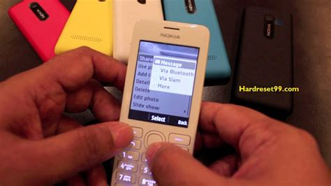 format video nokia 206 nokia asha 206 hard reset how to factory reset