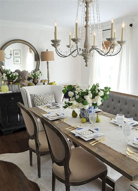 awesome vintage french country dining room design
