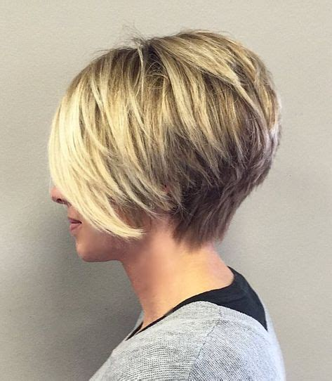 short stacked hairstyles for fine hair for women over 50 70 devastatingly cool haircuts for thin hair short