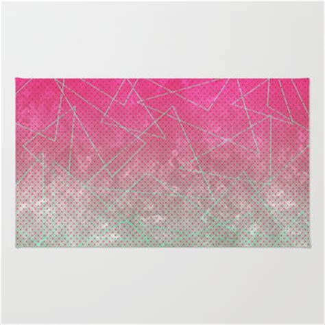 pink polka dot area rug shop polka dot area rug on wanelo