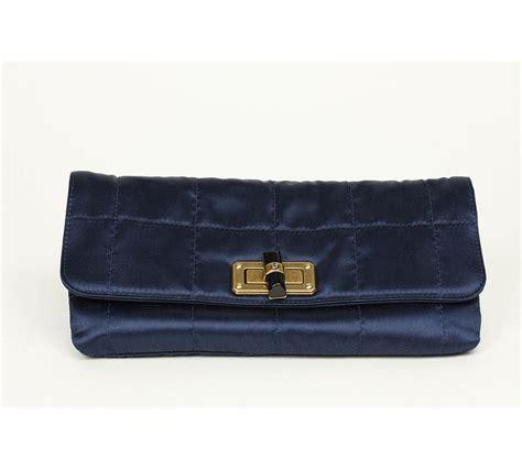Lanvin Satin Evening Bag by New Lanvin Quot Happy Popla Quot Satin Evening Bag Clutch