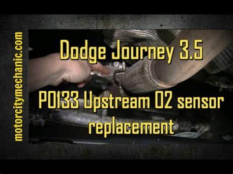 dodge journey  liter engine code p oxygen