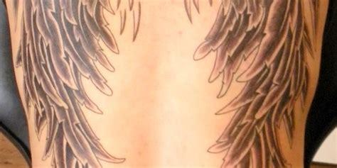 tattoo ali piccole tatuaggio ali storia e significato modificazione corporea