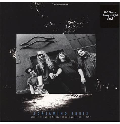coach house san juan vynil screaming trees live at the coach house san juan capistrano ca march 29 1993