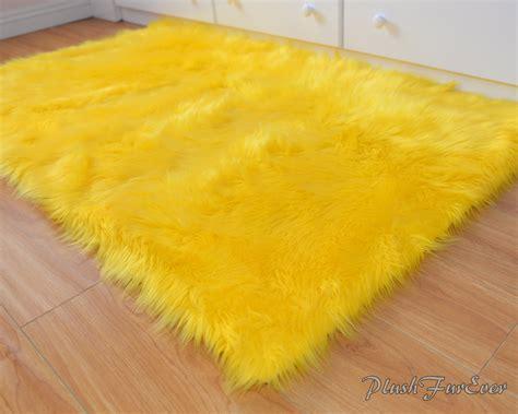 faux fur throw rugs yellow bright faux fur throw rug beautiful boy