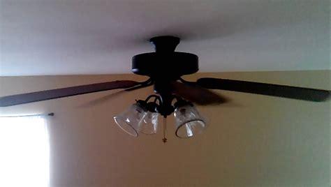 fix harbor breeze ceiling fan light