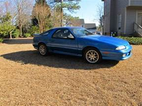 Dodge Daytona Iroc 1992 Dodge Daytona Iroc Clone 00 For Sale Dodge