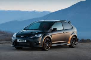 2010 Ford Focus 2010 Ford Focus Rs500 Specs Pictures Engine Review
