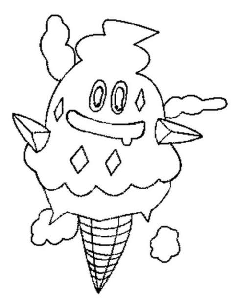 pokemon vanillite coloring pages vanillite pokemon coloring pages images pokemon images