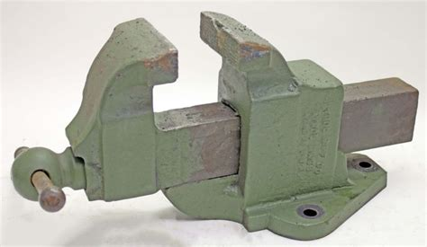 starrett bench vise starrett vise shop collectibles online daily