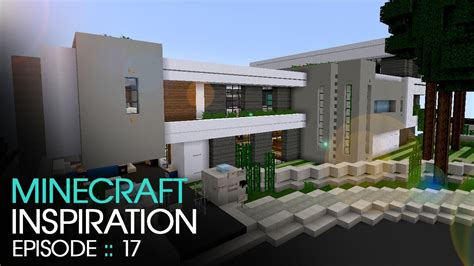 house inspiration minecraft modern mountain house 2 inspiration w