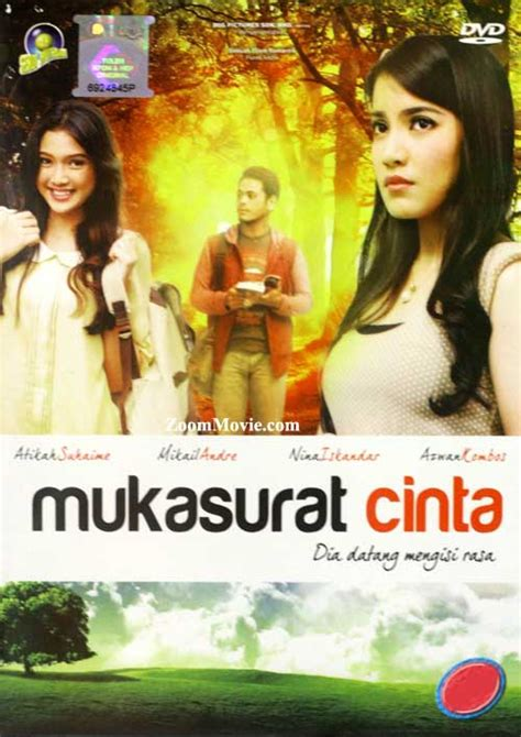 film cinta islami malaysia mukasurat cinta dvd malay movie 2014 cast by mikail
