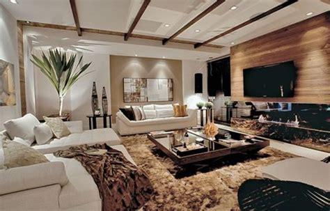 decoracion de salas grandes  modernas