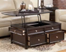 Modern Lift Top Coffee Table Modern Lift Top Coffee Table