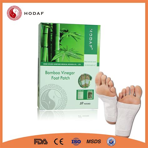 Detox Patches For Side Effects by No Side Effect Bamboo Vinegar Detox Foot