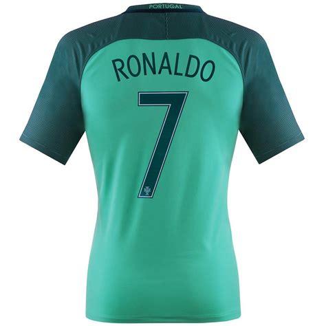 Jersey Portugal 1 ronaldo jersey portugal away 2016