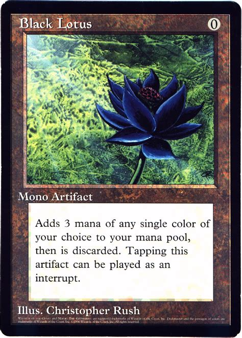 magic the gathering alpha black lotus look for a historic box busters 1993 mtg alpha soon