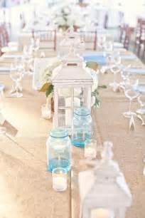 modern interior beach wedding centerpiece ideas