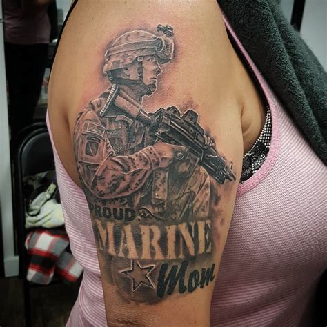 tattoos in the military 105 powerful tattoos designs meanings be