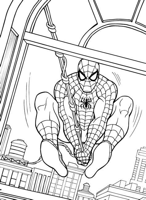 spiderman coloring pages online games spiderman coloring game az coloring pages